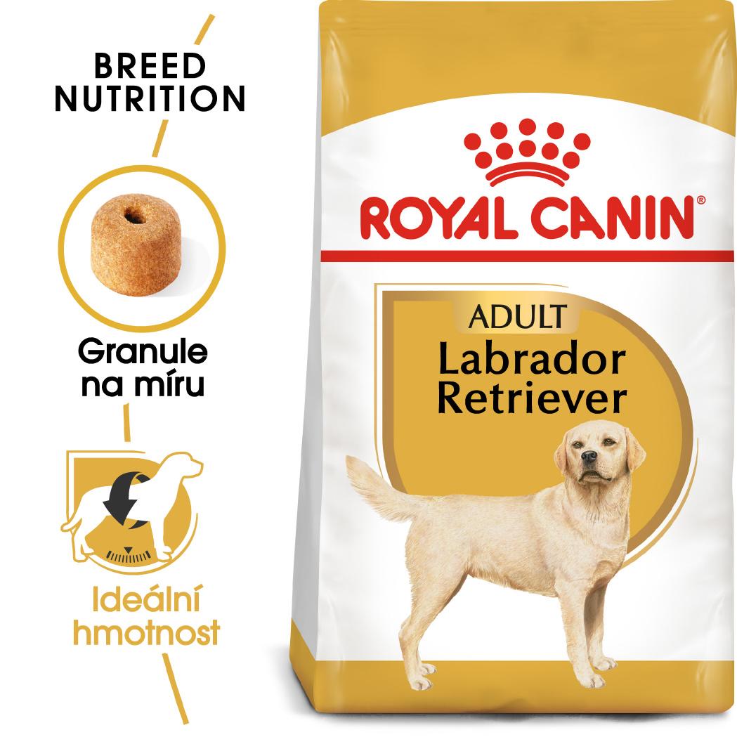 Royal Canin Labrador Adult - granule pro dospělého labradora 12kg