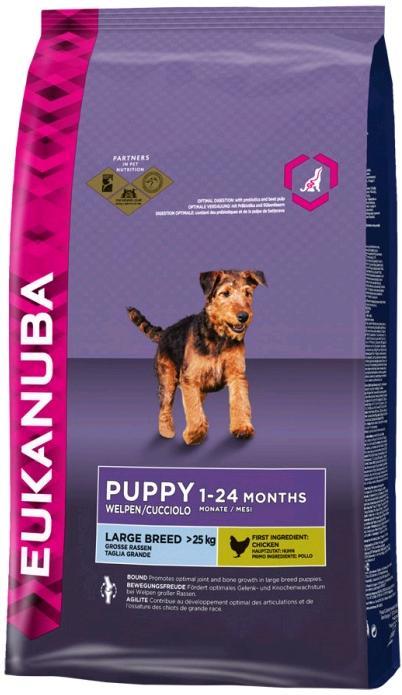 Eukanuba PUPPY/JUNIOR large 15kg