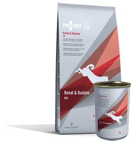 Trovet dog (dieta) Renal a Oxalate RID - 12,5kg
