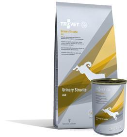 Trovet dog (dieta) Urinary Struvite ASD - 12,5kg