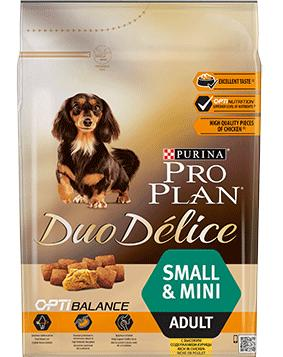 PROPLAN  DUOdelice SMALL/MINI chicken - 2,5kg