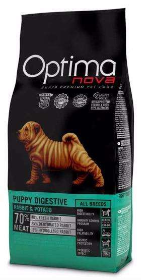 OPTIMAnova dog DIGESTIVE PUPPY 12kg
