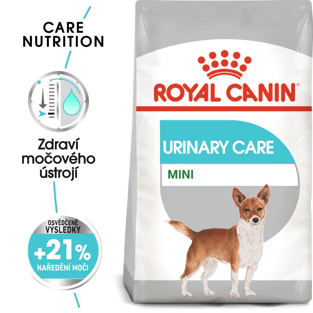 Royal Canin Mini Urinary Care - granule pro psy s ledvinovými problémy - 3kg