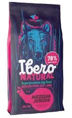 Ibero NATURAL dog MEDIUM JUNIOR - 12kg