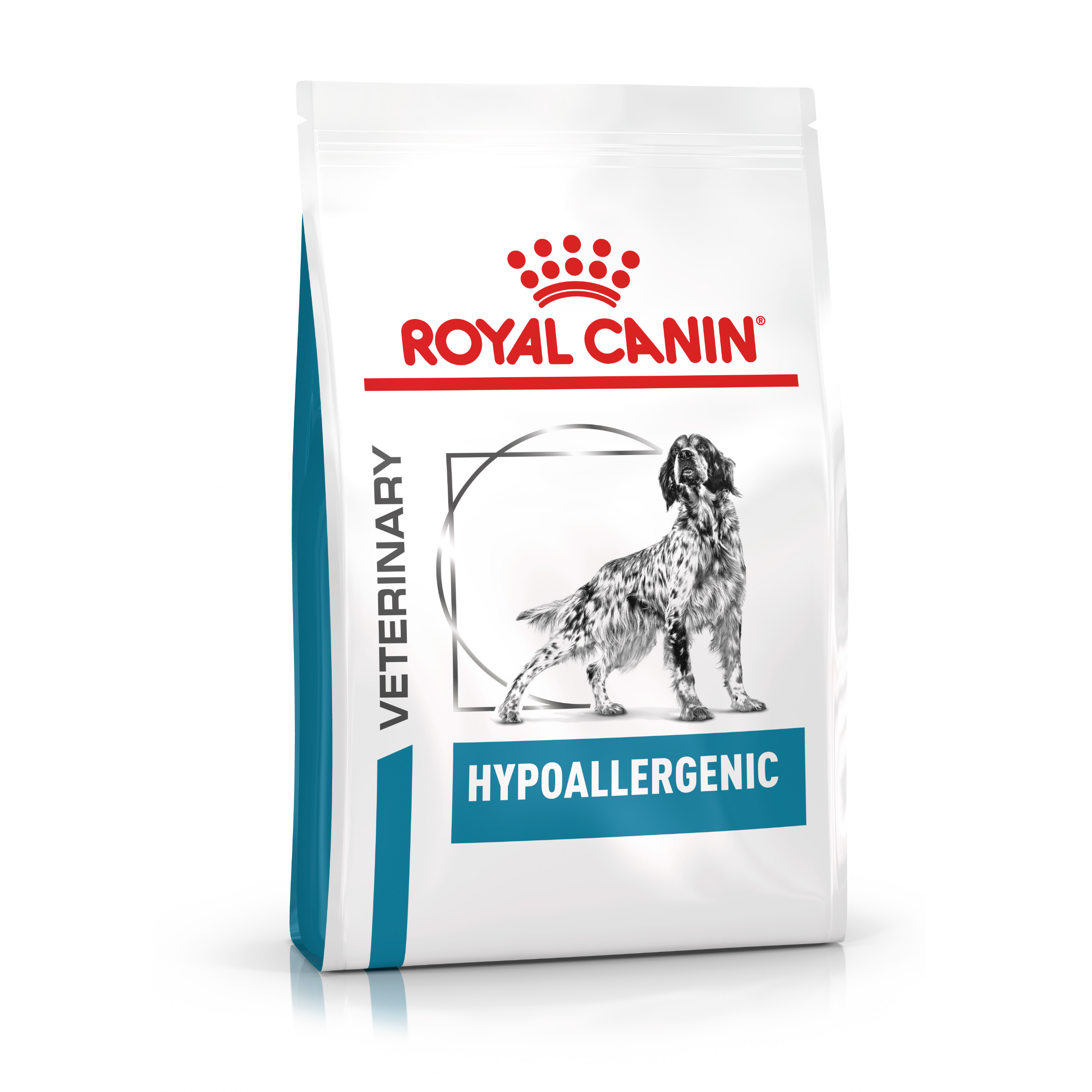 Royal Canin Veterinary Health Nutrition Dog HYPOALLERGENIC - 7kg