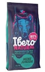 Ibero NATURAL dog MINI JUNIOR 12kg