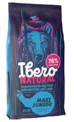 Ibero natural dog maxi junior 3kg