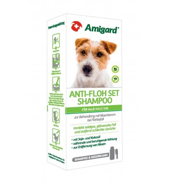 Amigard šampon Antifloh-Set shampoo 250ml  - 250 ml