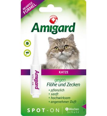 Amigard Spot-on Katze 1x1,5 ml - 1x1,5 ml