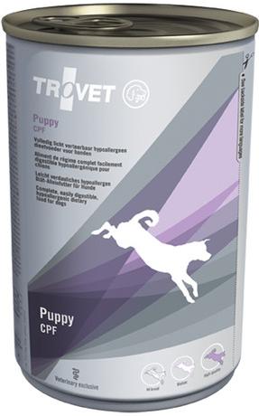 Trovet  dog  CPF - PUPPY  konzerva 400g