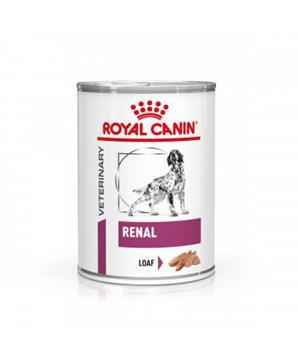 Royal Canin Veterinary Diet Dog RENAL konzerva 410g