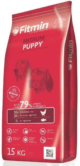 Fitmin medium puppy 15kg