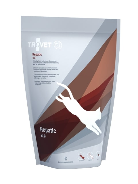 Trovet cat (dieta)  Hepatic HLD - 3kg