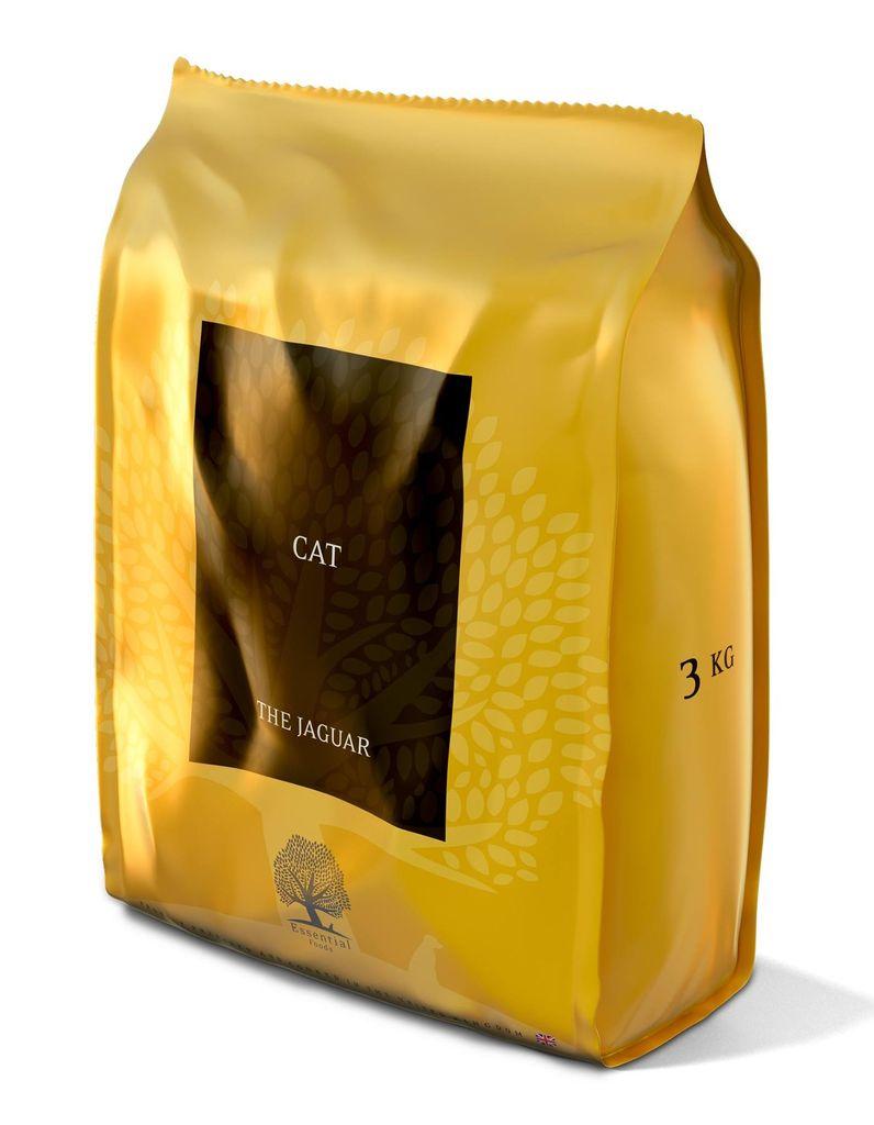 Essential cat Jaguar 3kg