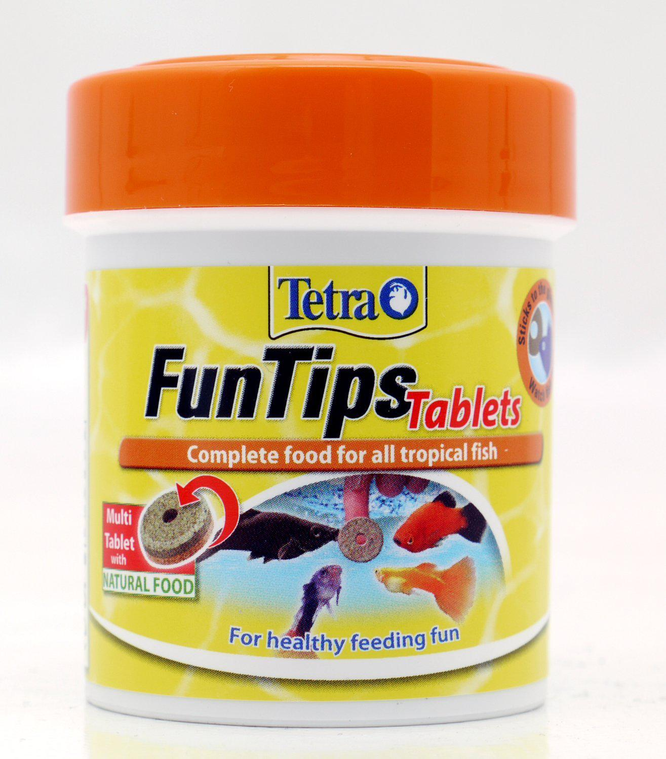 Tetra funtips tablets 30g/66ml/75tbl