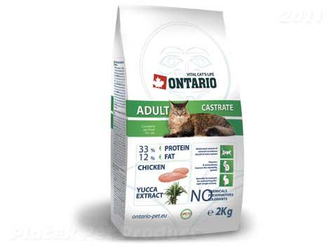Ontario cat  castrate 10 kg PRODEJNA