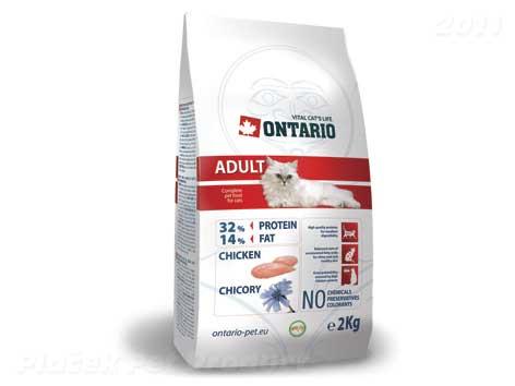 ONTARIO cat  ADULT chicken - 10 kg