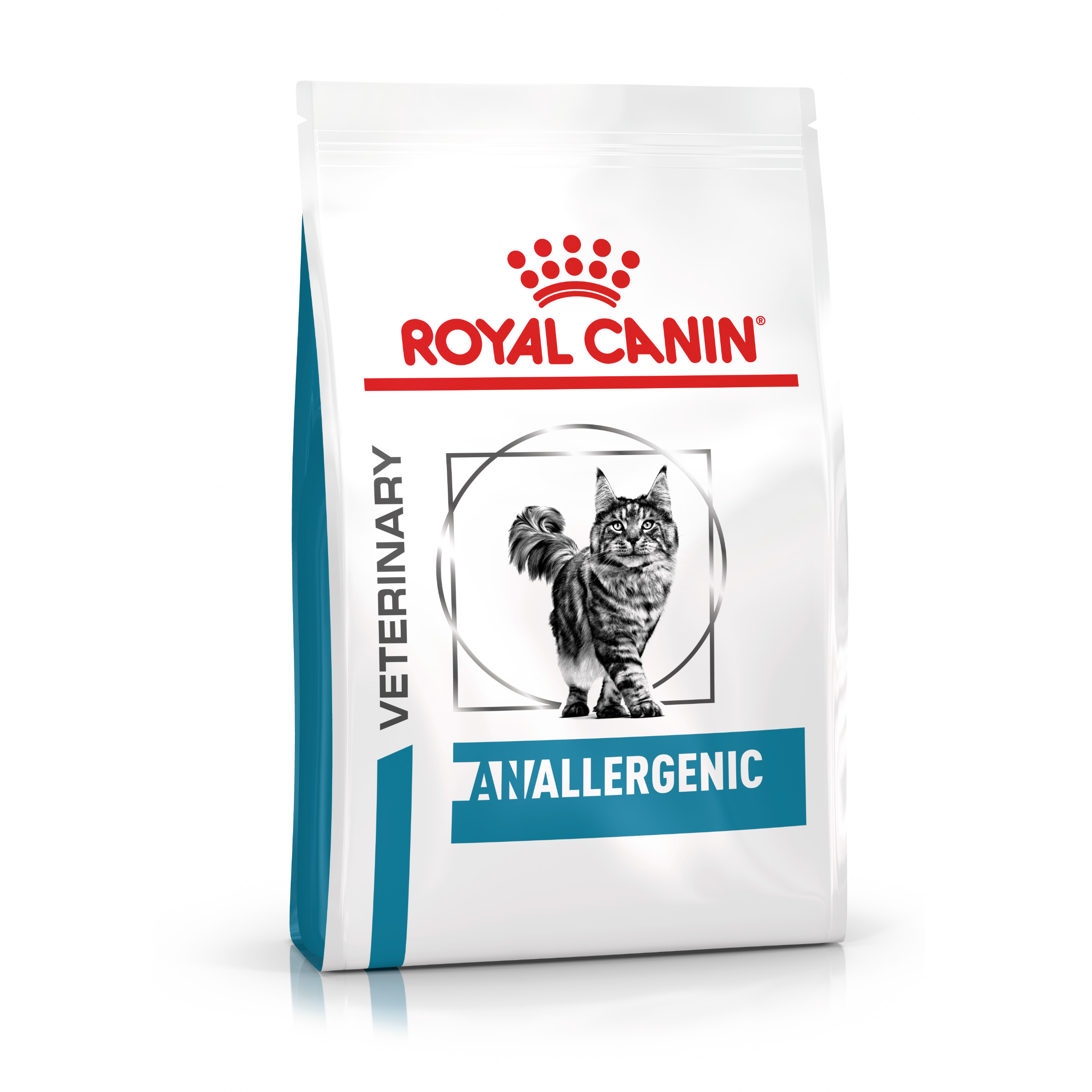 Royal Canin Veterinary Health Nutrition Cat ANALLERGENIC - 4kg