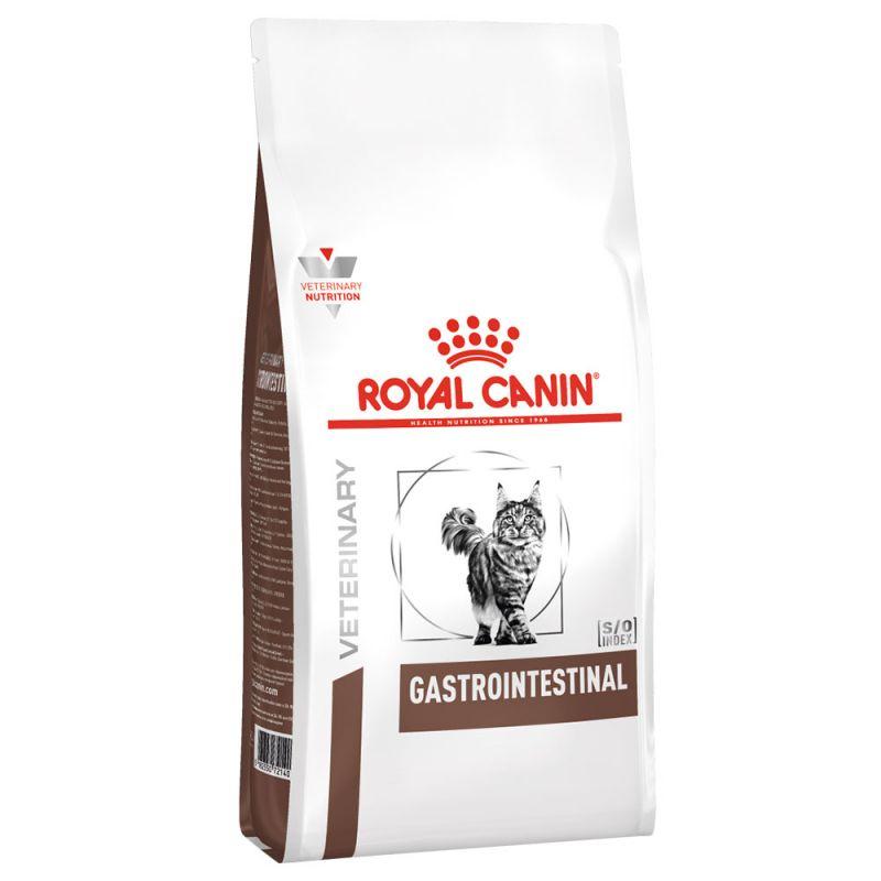 Royal Canin Veterinary Diet Cat GASTROINTESTINAL - 4kg