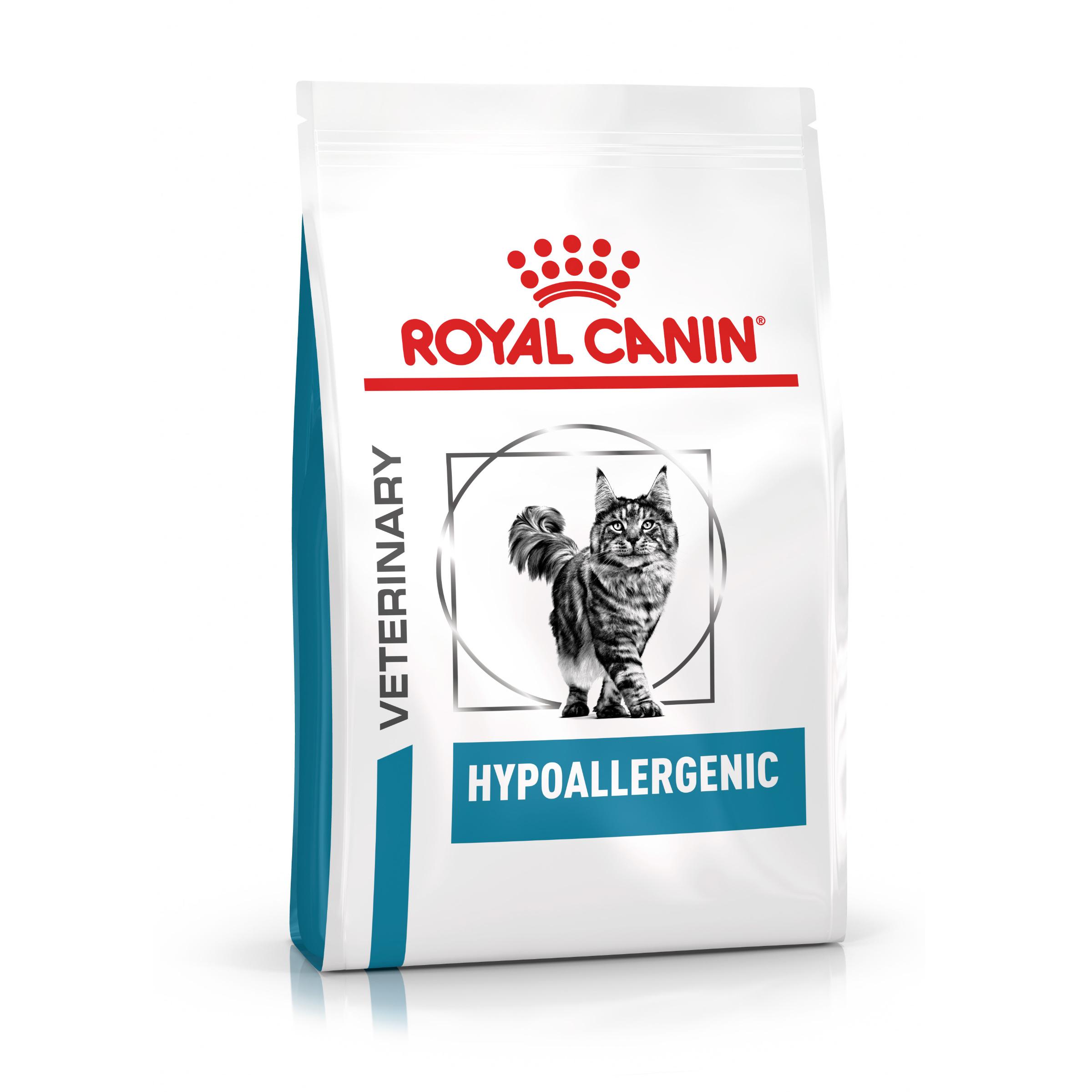 Royal Canin Veterinary Health Nutrition Cat HYPOALLERGENIC - 2,5kg