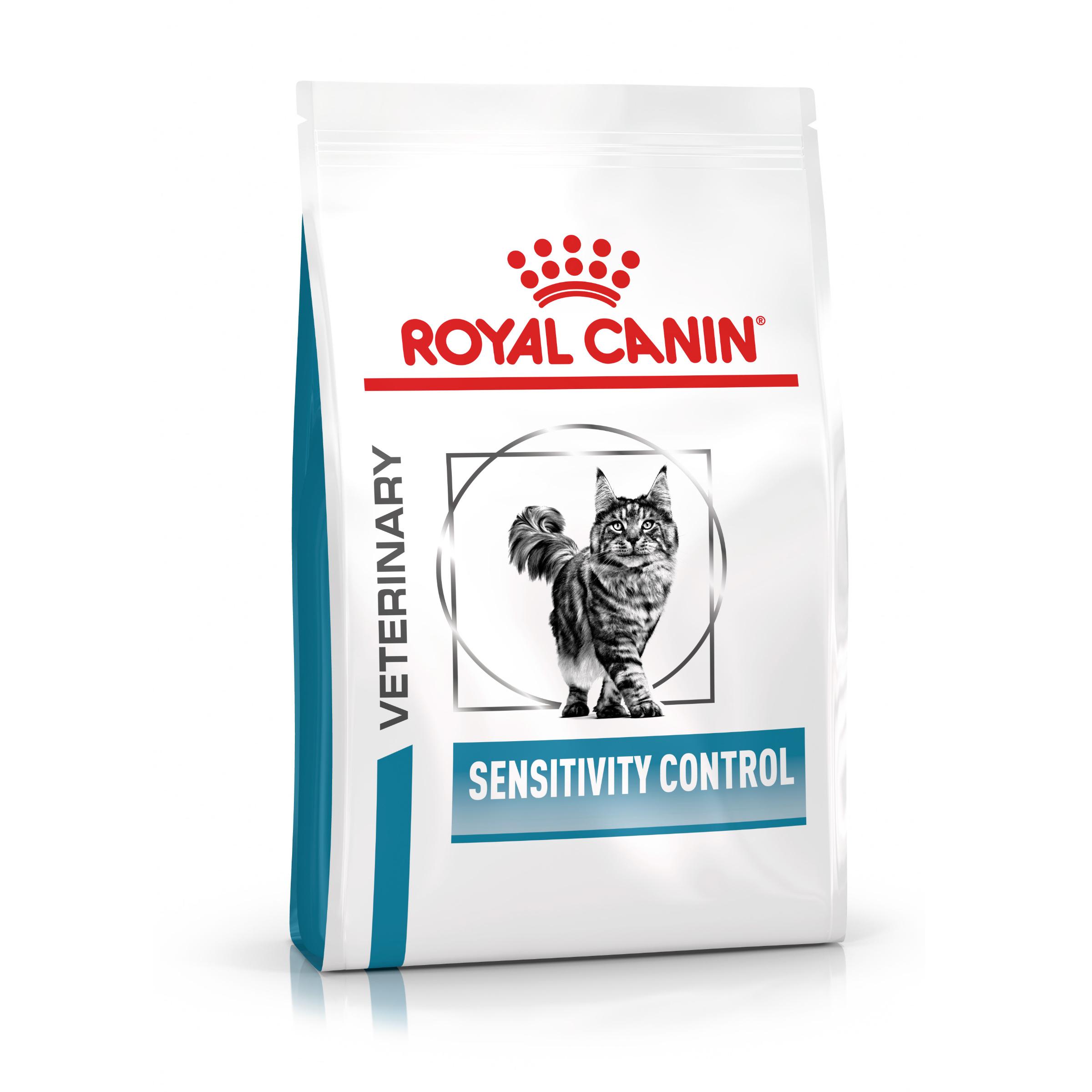 Royal canin veterinary health nutrition cat sensitivity control 400g