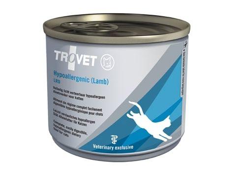 Trovet cat  LRD - hypoallergenic lamb 200g