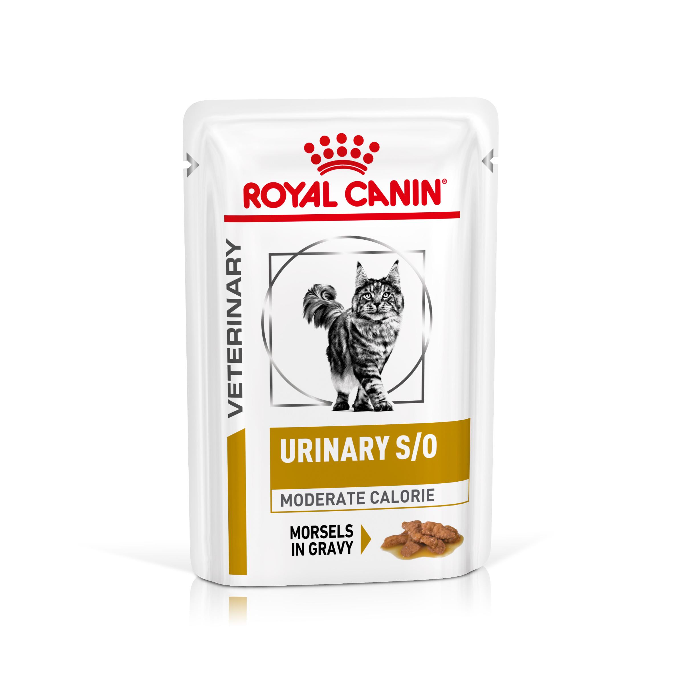 Royal Canin Veterinary Health Nutrition Cat Urinary mc kapsa in gravy 85g