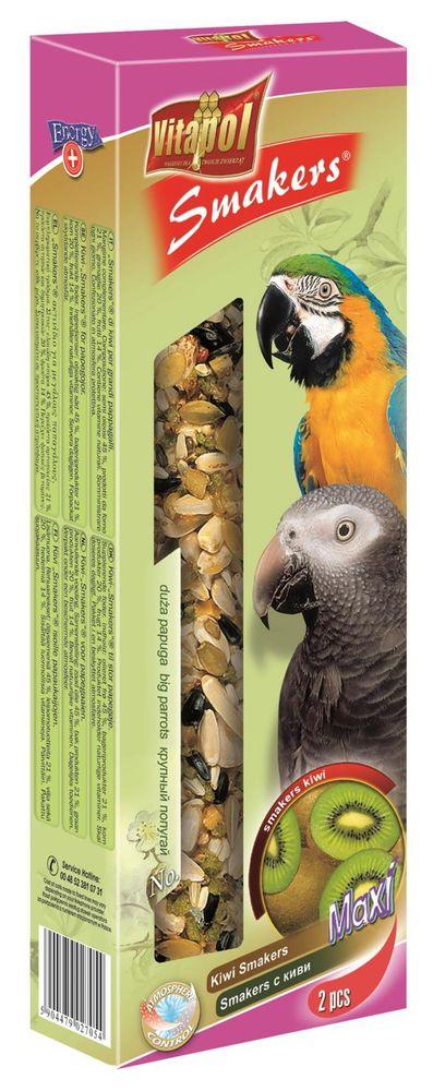 Vitapol tyčky maxi velký papoušek - ovoce -2ks
