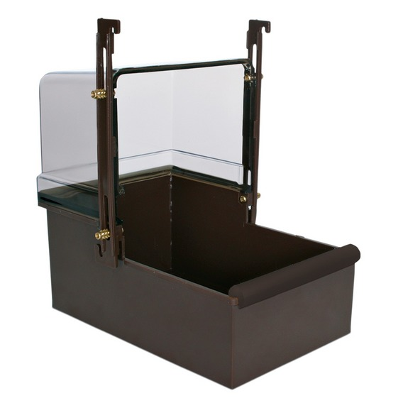 Koupelna PAPOUŠEK velká  (trixie) 23x15x26cm