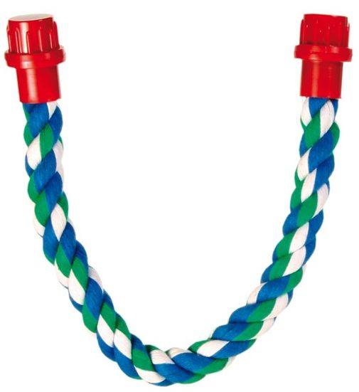 Houpačka bavlněné lano
