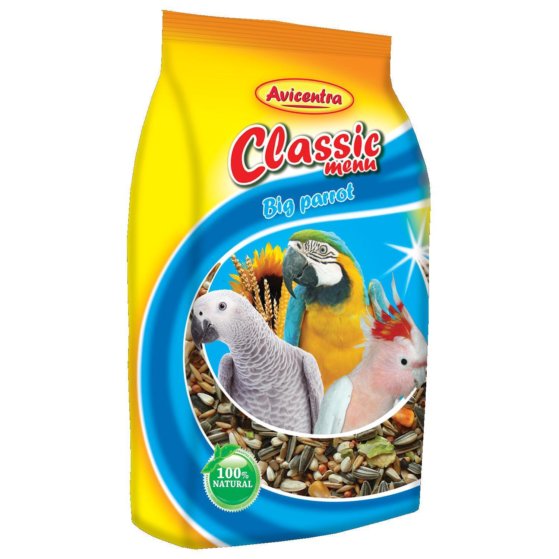 Avicentra velký papoušek classic 15 kg