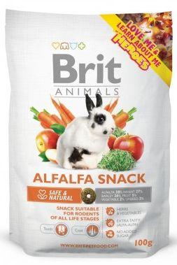BRIT animals   snack ALFALFA 100g