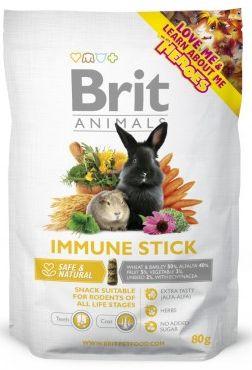 BRIT animals   snack IMMUNE stick 80g