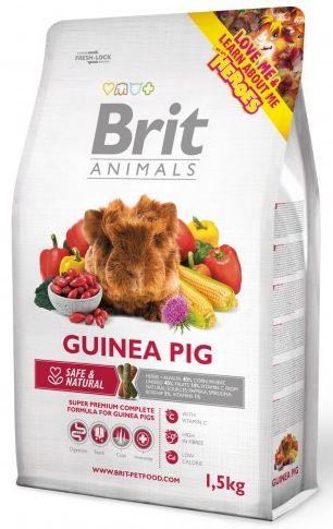 BRIT animals  GUINEA PIG 1,5kg prodejna