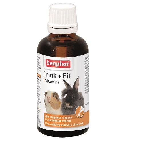 Beaphar  TRINK + FIT pro  hlodavce 50ml