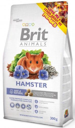 BRIT animals  HAMSTER 300g