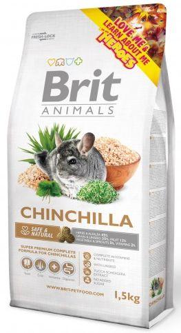 BRIT animals  CHINCHILA - 1,5kg