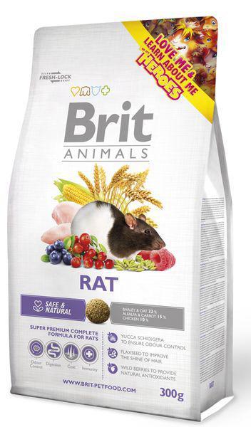 BRIT animals  RAT complete 1,5kg
