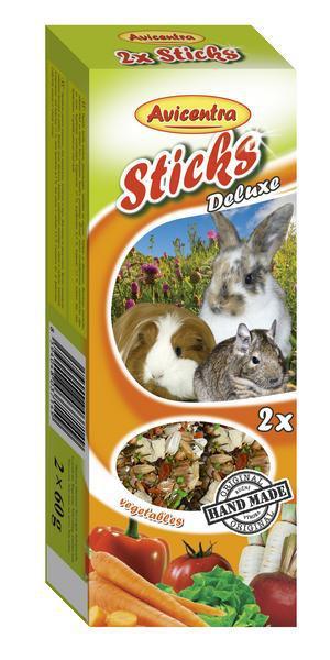 Avicentra tyčky králík/osmák/morče 2ks