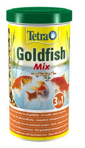 TetraPond  GOLDFISH MIX 1l