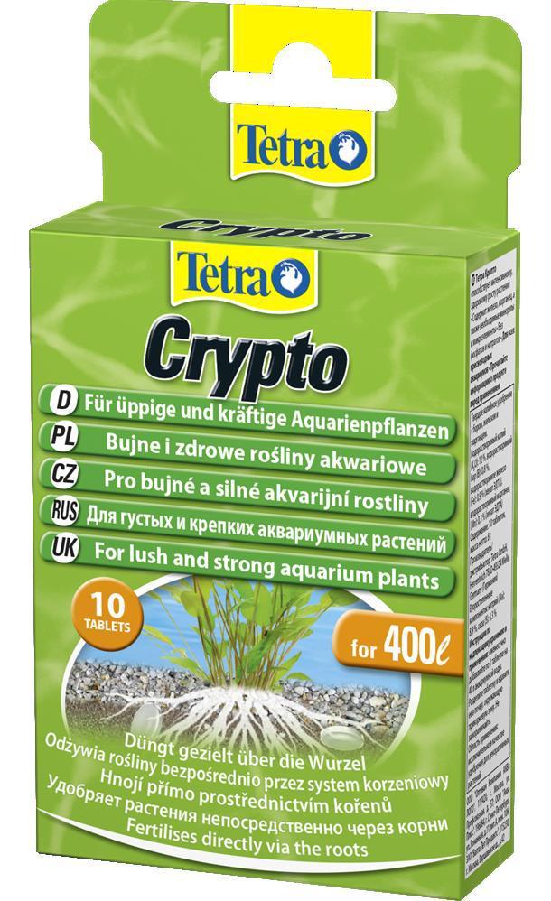 Tetra Plant CRYPTO 10tbl