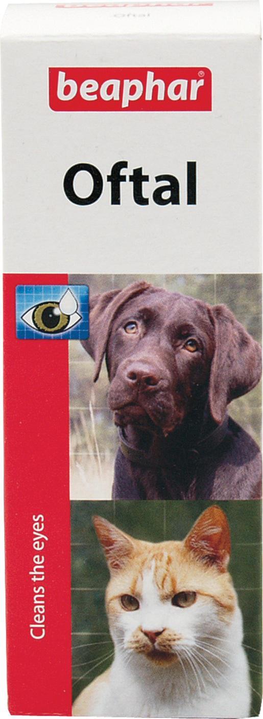 Beaphar  OFTAL  (oční kapky) 50ml