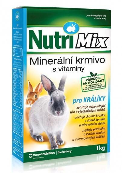 Nutrimix králík 1kg