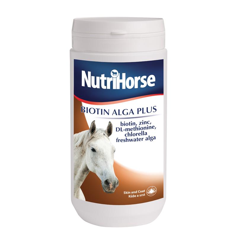 Nutri HORSE BIOTIN ALGA PLUS 1kg/cca330tbl