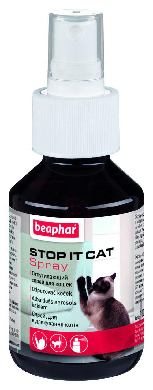 Beaphar cat stop-it-cat Interier 100ml