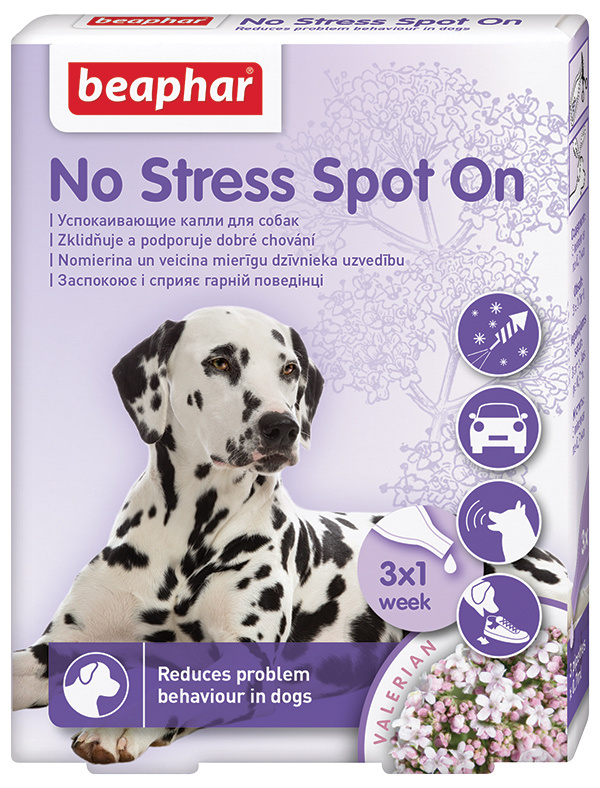 Beap.  dog No stress spot on 1ks