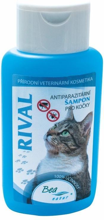 Antiparazitní šampon BEA RIVAL  pro kočky 220ml
