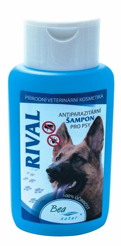 Antipar. šampon RIVAL pro psy 220ml
