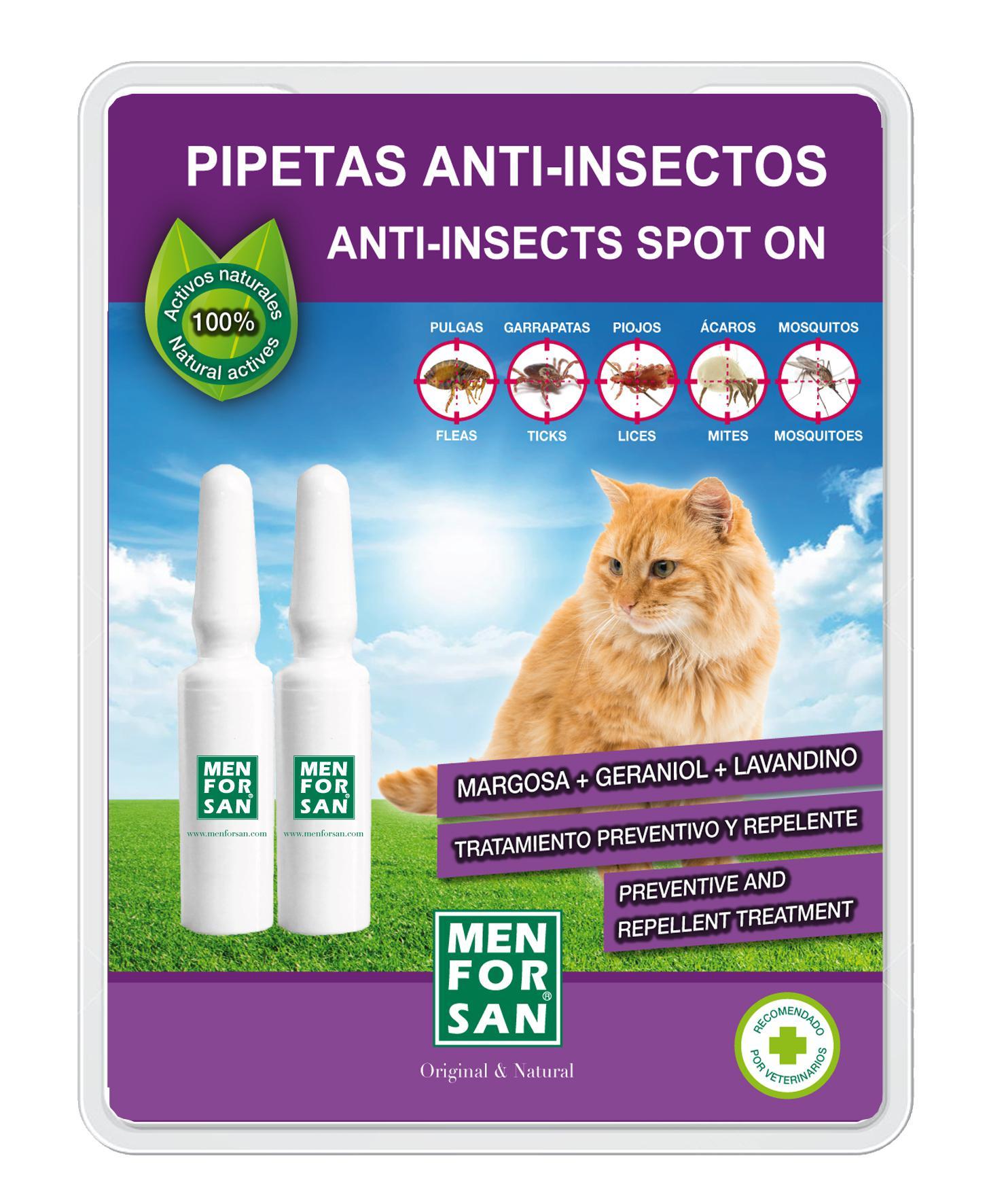 Menforsan cat  antiparazitní pipeta