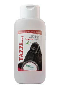 antipar. šampon TAZZI pro psa s čajovým olejem 310ml